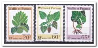 Wallis Et Futuna 1995, Postfris MNH, Plants - Ongebruikt