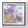 Wallis Et Futuna 1990, Postfris MNH, Flowers - Wallis En Futuna