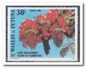 Wallis Et Futuna 1986, Postfris MNH, Flowers - Wallis En Futuna