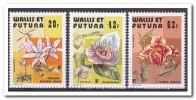 Wallis Et Futuna 1979, Postfris MNH, Flowers - Wallis En Futuna