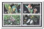 Wallis Et Futuna 1982, Postfris MNH, Flowers - Wallis En Futuna