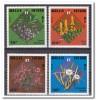 Wallis Et Futuna 1978, Postfris MNH, Flowers - Ongebruikt