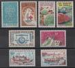 SOMALIS - YT N° 304 + 315 à 321 - Neufs ** - MNH - Cote: 46,00 € - Côte Française Des Somalis (1894-1967)