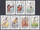 Bhutan 874/80 ** - Bhutan