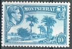 Montserrat 1938 George VI. SD N° 111 MH - Montserrat