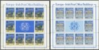 Irland / Ireland / Irlande / Irland / Eire 1990 Europa Cept Sheets MNH L003 - Europa-CEPT