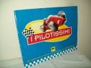"""Album Figurine (Agip 1994)  """"I Pilotissimi""""  -  Completo - Adesivi"""