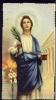 Santino - Santa Lucia Vergine - Images Religieuses