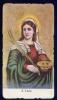 Santino - S.lucia - Images Religieuses