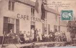 Givet   Café Français  Bien Animé  Circulé Dans Une Enveloppe - Givet