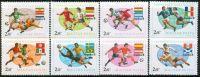 HUNGARY - 1978. World Cup Soccer Chships / Sport Cpl.Set MNH!  Mi:3284-3291. - Ungebraucht