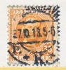 DENMARK    76   (o) - Used Stamps