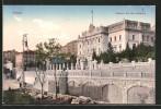 CPA Fiume, Palazzo Del Governatore - Croatie