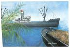 (418) Nauru Island Phosphate Mining - Nauru