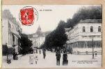 X65152 En Réquisition 13.08.1914 à REIFFERS Chirurgien Dentiste Libourne BAGNERES De BIGORRE PlaceThermes Cpaww1 - Bagneres De Bigorre