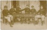 AVON, CAMP DU RUCHARD - Carte Photo 1911- Militaires Du 135° - Otros Municipios
