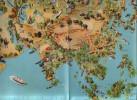 Landkarte, Teil Von Asien - Druck,  Aus Westermanns Monatsheften Entnommen - Revues & Journaux