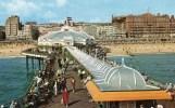 Postcard - Brighton West Pier & Sea Front, Sussex. C10943 - Brighton