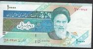 IRAN P146c  10.000  RIALS   1992 Signature 21 XF NO P.h. ! - Iran