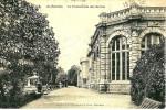 Rennes. La Promenade Des Serres. - Rennes