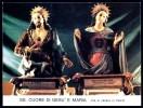 Santino - SS. Cuore Di Gesu' E Maria - Con Preghiera - Santini