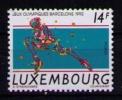 LUXEMBURGO 1992 LUXEMBOURG - BARCELONA OLIMPICS 92 - YVERT Nº  1248 - MICHEL 1297 - SCOTT 872 - Verano 1992: Barcelona
