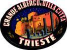 3 HOTEL LABELS ITALY ITALIE   TRIESTE  Albergo Corso Grande Albergo Della Citta Albergo Milano - Hotel Labels