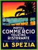 6 HOTEL LABELS ITALY ITALIE VITORIA COSENZA MERANO LA SPEZIA SOLDA HOTEL GAMPEN ABANO