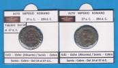 ALTO IMPERIO ROMANO TIBERIO (14 Al 37 D.C.)  Semis Cobre ILICI ELCHE (Alicante)  SC/UNC  Réplica   T-DL-11.389 - 1. La Dinastía Julio-Claudia (-27 / 69)