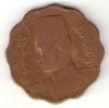 *egypte 10 Millieme 1943  Km 361  Vf+ - Egypt