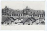 CPA Stéréoscopique, Ed. LL. Série La Suisse, Vue Générale De Lausanne (Dos Divisé Non écrit) - Other