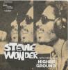 Stevie Wonder 45t. SP *higher Ground* - Vinyles
