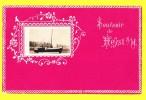 * Heist Aan Zee - Heyst Sur Mer (Kust - Littoral) * Carte Gauffrée, Souvenir, Bateau San Francisco, Boat, Boot, Embossed - Heist