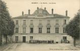 Dép 91 - Massy - La Mairie - Les écoles - état - Massy