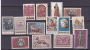 CHYPRE, Série De 1971,14 Valeurs **, Athena,Hellène,mouflon, Amphore ,n°337/350(1521/1) - Neufs