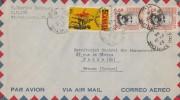 Canada - Lettre Avec Timbres - - 1952-.... Règne D'Elizabeth II