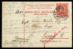 A3463) Yugoslavia Jugoslawien Karte Von Stari Becej 19.3.28 Nach Leipzig - 1919-1929 Königreich Der Serben, Kroaten & Slowenen