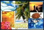"""CAYMAN ISLANDS - """"A Little Piece Of Paradise"""" - Cartolina Non Viaggiata Come Da Scansione - Cayman (Isole)"""