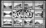 ACQUIGNY Souvenir - - Acquigny