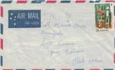 LETTERA  AIR MAIL  FROM SIDNEY  ANNO  1974    (VIAGGIATA) - 1966-79 Elizabeth II