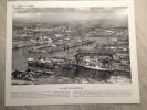 L'Allemagne, Le Port De Hambourg Photographiepris Dans Un Dossier 177 - Boats