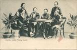 CHINESE LADIES PLAYING CARDS - China (Hong Kong)