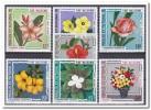 Wallis Et Futuna 1973, Postfris MNH, Flowers - Wallis En Futuna