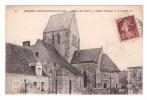 41 Monthou Sur Cher Carte RARE Abside Transept Et Clocher Eglise Cachet Monthou 1930 - France