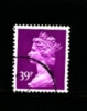 GREAT BRITAIN - 1991  MACHIN  39p.  FINE USED  SG X991 - 1952-.... (Elizabeth II)