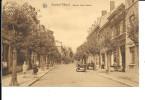 Braine L´Alleud - Avenue Léon Jourez - Commerce Et Charettes - Animée - NELS - GB.Nat, R.Stourme - Circulé: 1930. - Braine-l'Alleud