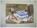 Chromo -l´ecrivain-le Meilleur Regenerateur Des --royal Windsor5-enfants-encrier-cire -plume-enveloppe - Non Classés