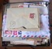 Mise à Prix 1 Euro 1 Boite De 200 Lettres Carte Postales Depuis 1900 Oblitération Daguin Krag .... (120) France - Collections