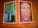Cm.21,5 X 14,5 - IL VOLTO SANTO Di MANOPELLO / Pellegrinaggio S.S.Papa BENEDETTO XVI° - 1 Settembre 2006 - Opuscolo - Religione & Esoterismo