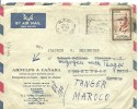 CARTA 1961 - Marruecos (1956-...)